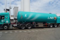 Petronas launches LNG virtual pipeline system solution