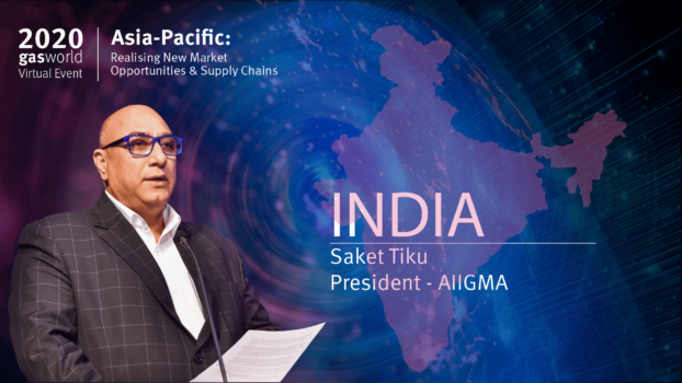 AIIGMA to discuss India, oxygen and Covid at gasworld Virtual Event