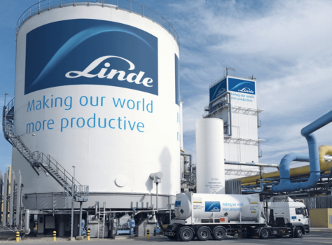 Linde reports Q3 2020 results