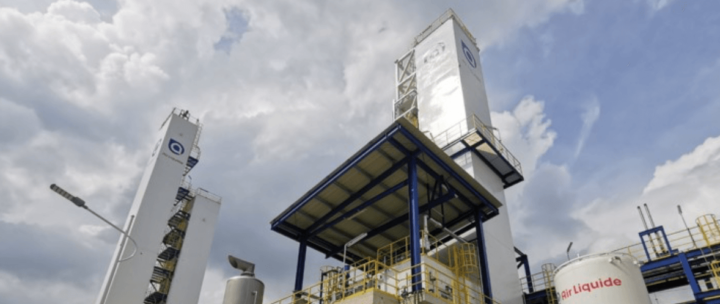 Air Liquide to build nitrogen production facility in China