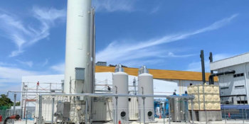 Air Products brings new plant on-stream in Malaysia