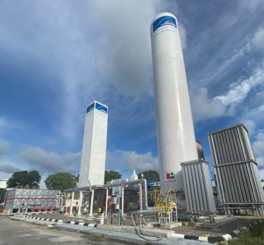 Linde starts up new plant in Malaysia