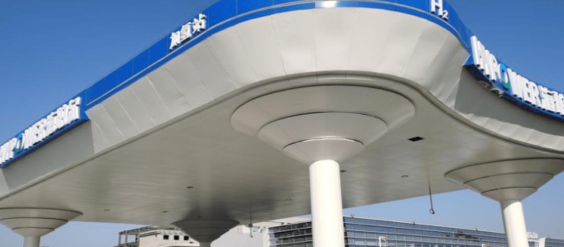 Air Liquide technology chosen for Beijing's newest hydrogen station