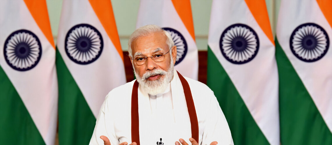 India: PM chairs high-level meeting to review oxygen supply