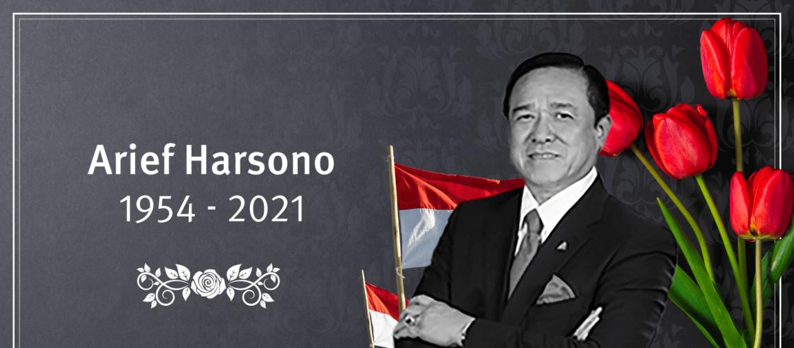 Tributes pour in for Arief Harsono, Indonesia's oxygen entrepreneur