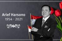 Tributes pour in for Arief Harsono