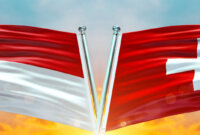 Switzerland sends 600 oxygen concentrators to Jakarta